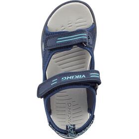 Viking Footwear Skumvaer II - Sandalias Niños - azul